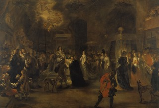 The Marriage of Charles X Gustavus, 1654