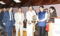 The Minister of State for Culture (Independent Charge), Tourism (Independent Charge) and Civil Aviation, Dr. Mahesh Sharma and the Chief Minister of Sikkim.jpg