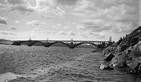 The Namsbrua bridge in Namsos, 1922. (8422812305).jpg