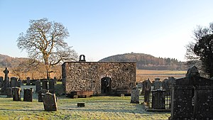 Aberfoyle, Stirling - Visit the grave of the Rev Robert Kirk at the Old Kirk in Aberfoyle
