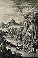 The Phillip Medhurst Picture Torah 545. Cleansing leprosy. Leviticus cap 15 vv 2-12. Heuman.jpg