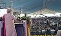 The Prime Minister, Shri Narendra Modi addressing the public meeting, at Dabhoi, Gujarat on September 17, 2017 (2).jpg