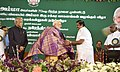 The Prime Minister, Shri Narendra Modi at the launch of Amma Two Wheeler Scheme, at Kalaivanar Arangam, in Chennai.jpg