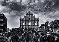 The Ruins of St. Paul's in Macau.jpg