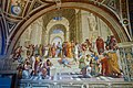 The School of Athens (Scuola di Atene), Vatican Museums • Musei Vaticani (32924104278).jpg