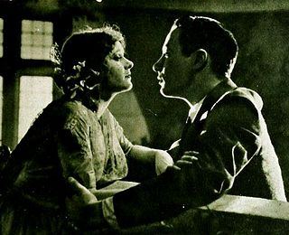 <i>The Stolen Kiss</i> 1920 film by Kenneth Webb