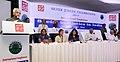 The Vice President, Shri M. Hamid Ansari addressing the International Seminar on 'Social Statistics', organised by the Asian Development Research Institute, in Patna.jpg