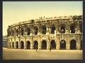 The arena, Nîmes, France-LCCN2001698492.tif