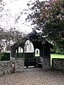 The church of All Saints - lych gate - geograph.org.uk - 833318.jpg
