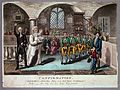 The confirmation ceremony for a group of boys; implying the Wellcome L0015942.jpg