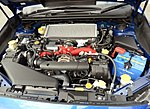 The engineroom of Subaru BRZ S (DBA-ZC6) with optional parts.jpg