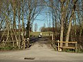 The entrance to Queen's Park Country Park - geograph.org.uk - 692506.jpg