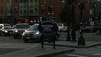 The entrance to the Mission Hill neighborhood of Boston, on Tremont Street at its intersection with Huntington Avenue and Francis Street. 7.jpg