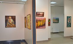 The exhibition 10 years Artel of Belarusian Artists 21.01.2015 01.JPG