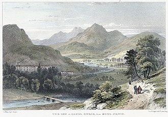 Capel Curig - Capel Curig, c.1870