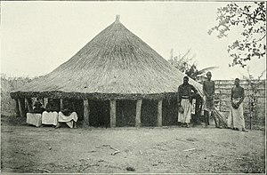 Alice Werner - A photo in The natives of British Central Africa (1906)
