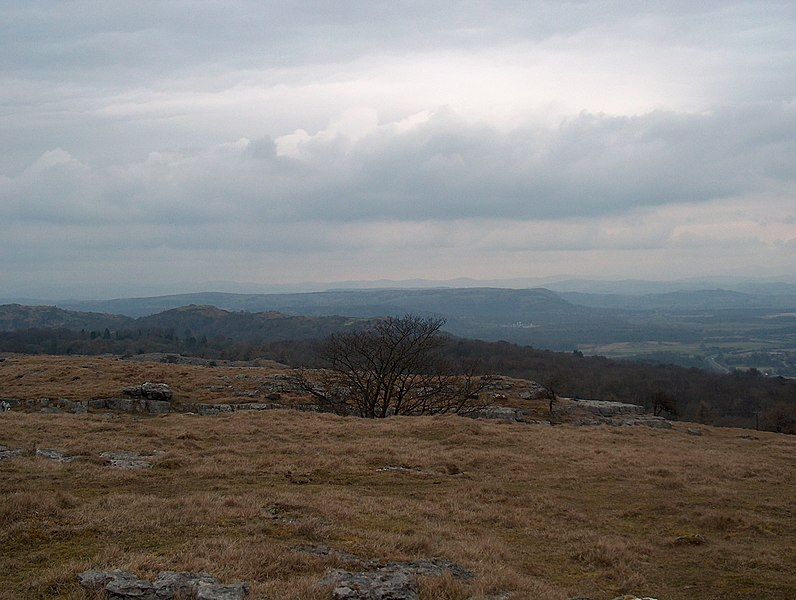File:The north end of Hampsfell - geograph.org.uk - 1747144.jpg