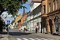 The northern part of Bredgatan, Lund, 23.08.2016.jpg