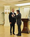 The presidents of Azerbaijan and Turkey have been awarded at Cankaya Palace 6.jpg
