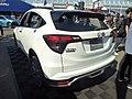 The rearview of Honda VEZEL TOURING Modulo X 2019 Concept.jpg
