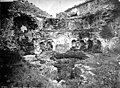 Thermes antiques (restes) - Vue intérieure d'une salle - Fréjus - Médiathèque de l'architecture et du patrimoine - APMH00001264.jpg