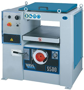 Thickness planer - Thickness planer