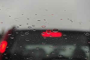 し の つく 雨 っ て どんな 雨