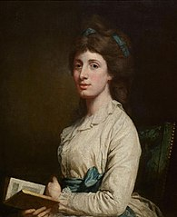 Portrait of Sarah Siddons
