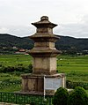 Three Storied Stone Pagoda in Guhwang-ri, Gyeongju.JPG