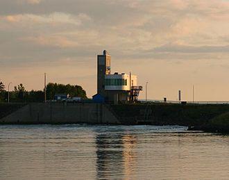 Nova Scotia Power - 20 MW Annapolis Royal Generating Station