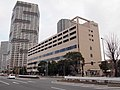 Tobus Fukagawa Dept Shinonome Bldg from east 2014.jpg