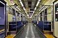 Toei Subway 10-000 series refurbishment interior 20161205.jpg