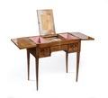 Toilettbord, 1700-talets slut - Hallwylska museet - 109804.tif