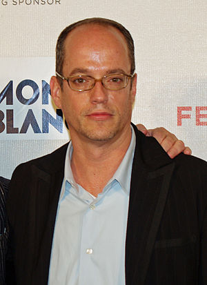 Tom Kalin - Tom Kalin at the premiere of Savage Grace at the 2008 Tribeca Film Festival.