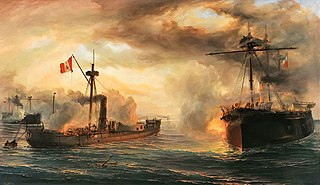 Naval campaign of the War of the Pacific