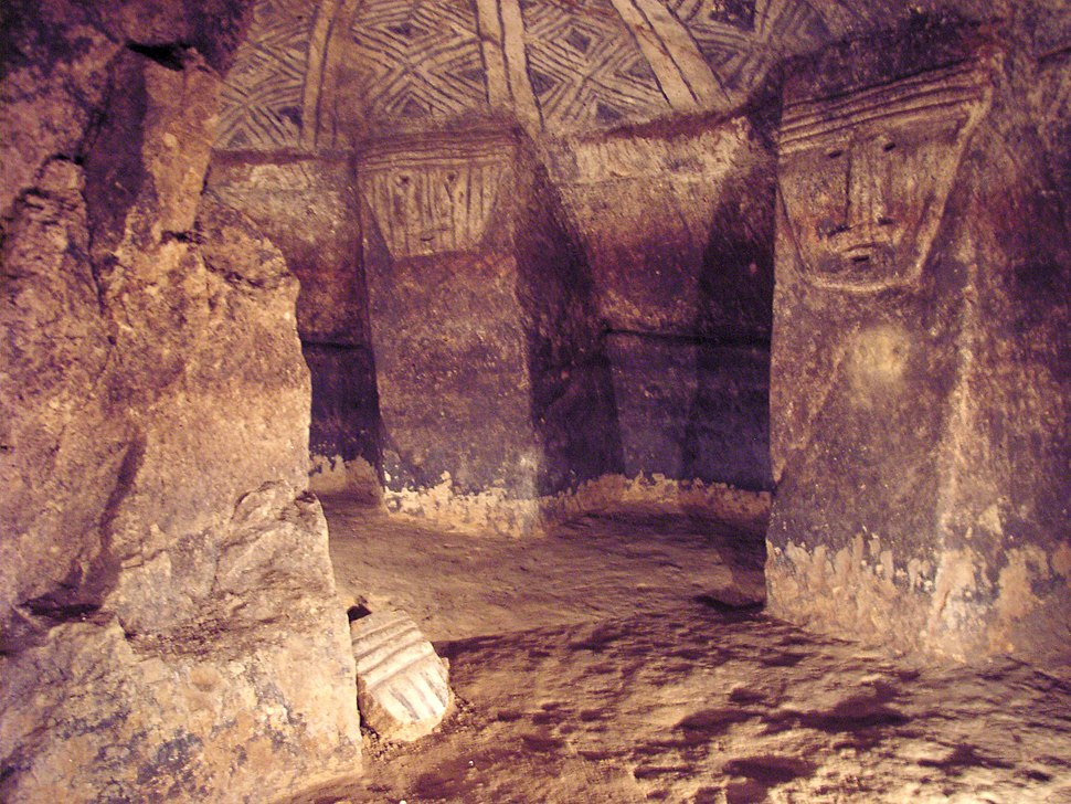 Tombs in Tierra Dentro - 3
