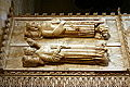 Tombs of Ferdinand I of Aragon and Eleanor of Albuquerque - Monastery of Poblet - Catalonia 2014.JPG