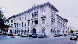 Tomochichi Federal Building and United States Courthouse - Tomochichi Federal Building and United States Courthouse