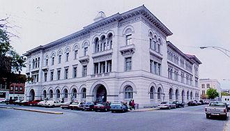 Tomochichi - Tomochichi Federal Building and U.S. Courthouse (Chatham County, Georgia)