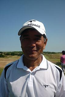Katsuyoshi Tomori Japanese professional golfer