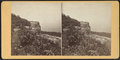 Top of the Oerlook Cliff, looking east, by D. J. Auchmoody.png