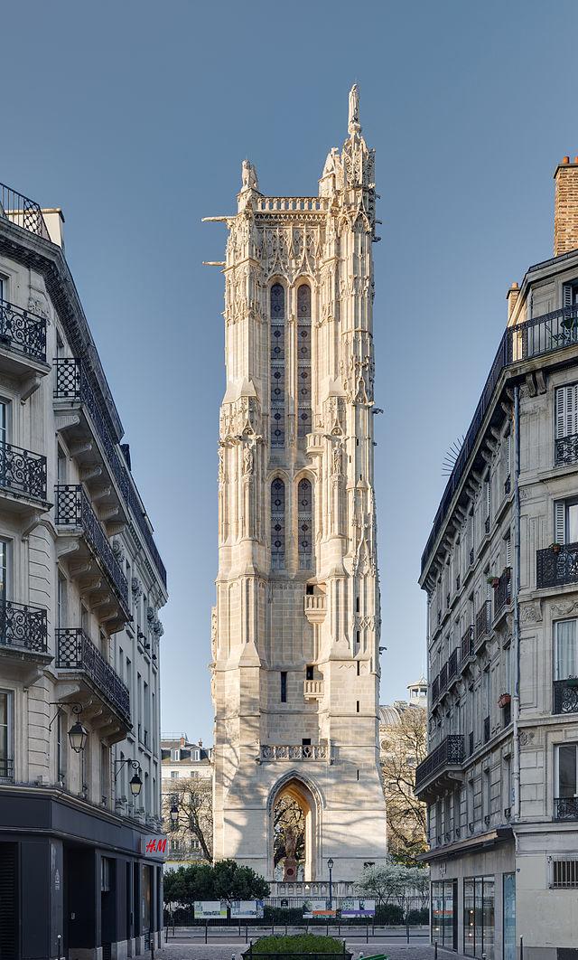 Turm Saint-Jacques
