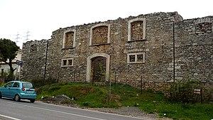 Stamatios Kleanthis - Image: Tourelle (Πυργίσκος) Πεντέλη
