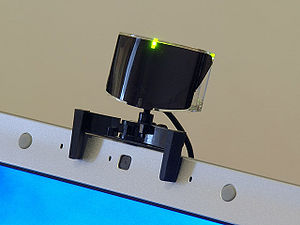 TrackIR - Image: Trackir 4 laptop