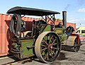 Traction Engine Road Roller (26246438779).jpg