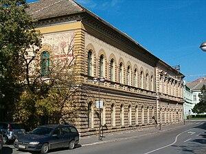 Trade academy, Zrenjanin