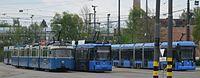 Tram München - Baureihen P, R und S - Betriebshof Einsteinstraße - April 2014.jpg