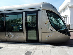 Image illustrative de l'article Tramway de Rabat-Salé