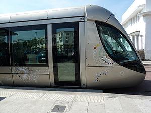 Tramway de Rabat-Salé