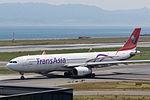 TransAsia Airways, A330-300, B-22102 (18252347459).jpg